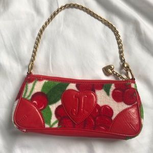 Juicy Couture Red Cherry Layla Bag 🍒